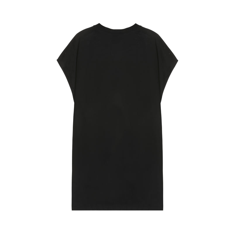 [CLEARANCE] - Oversize T-shirt with Patch