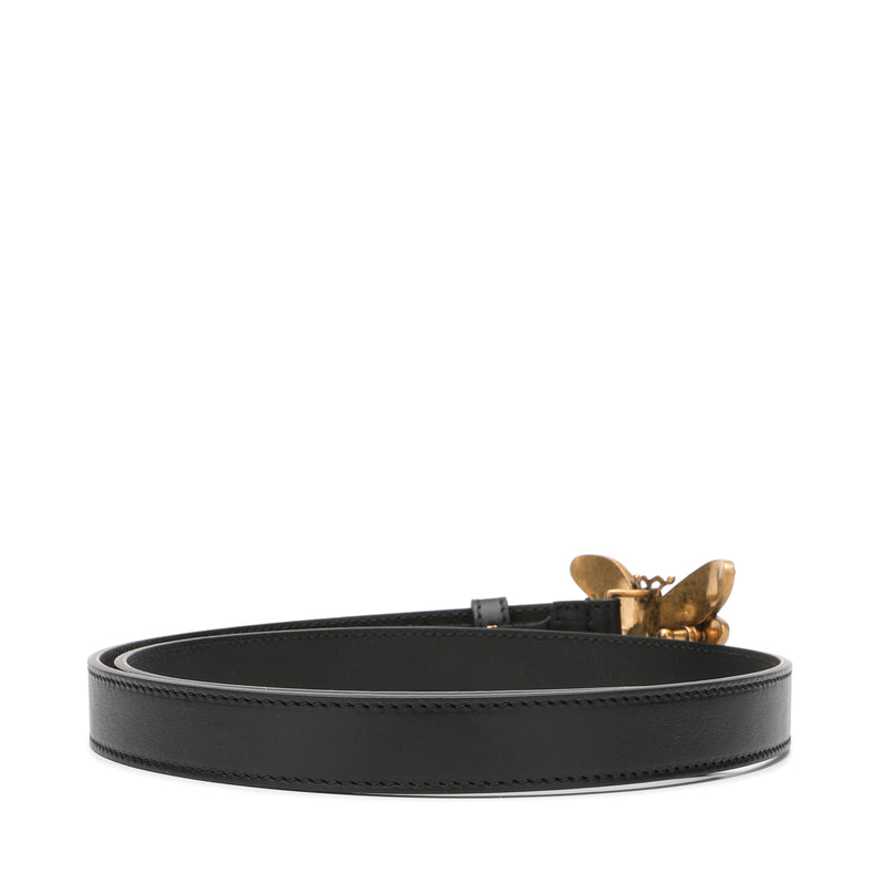 Gucci Queen Margaret Leather Belt