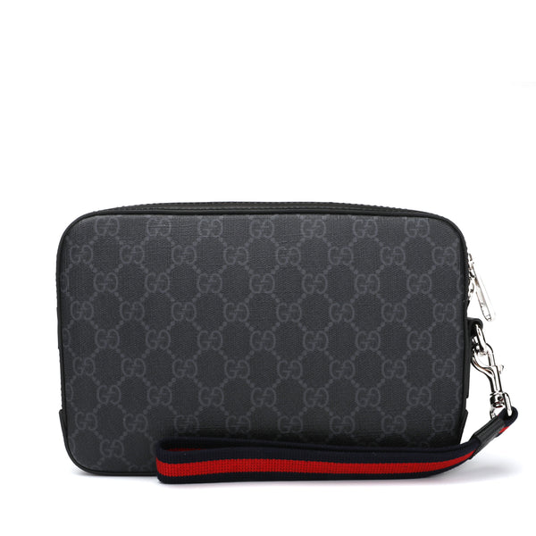 Gucci GG Supreme Wash Bag