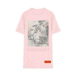 White Bird Printed T-shirt