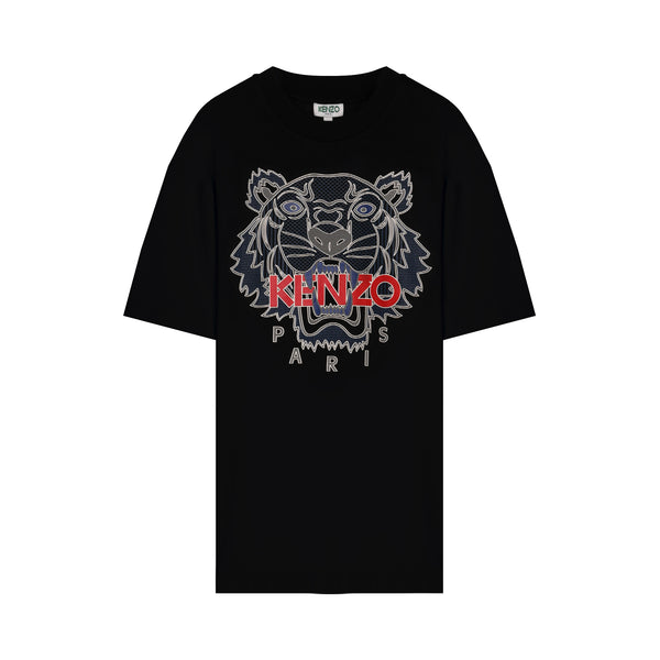 Raised-Tiger T-shirt