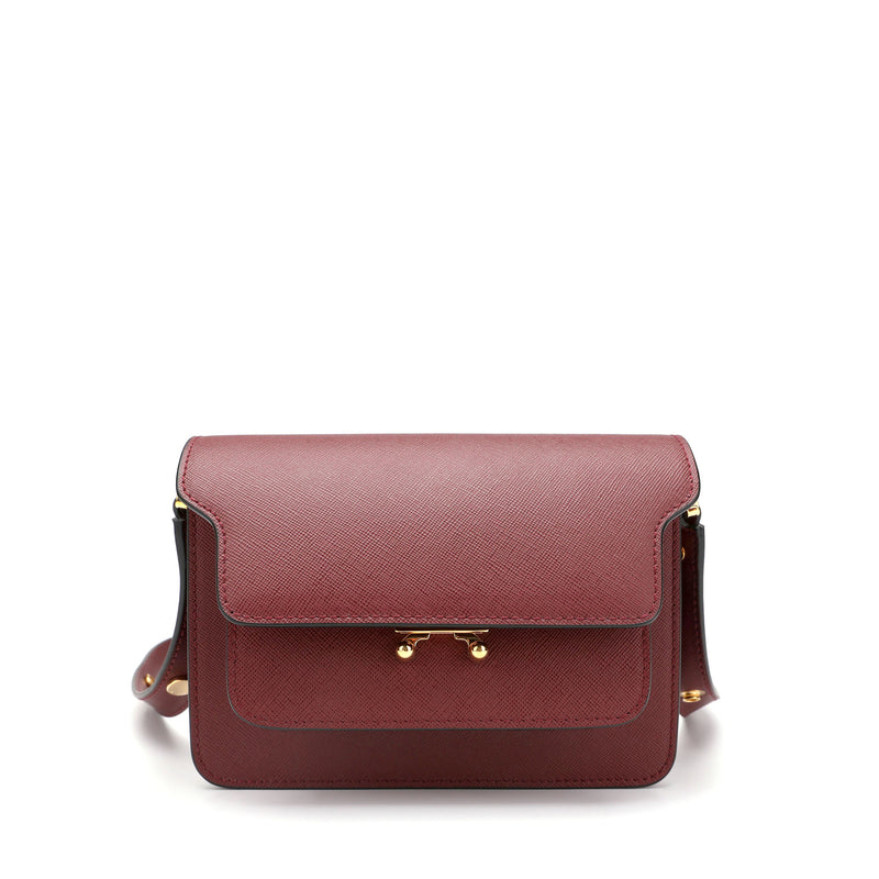 Marni Mini Trunk Bag