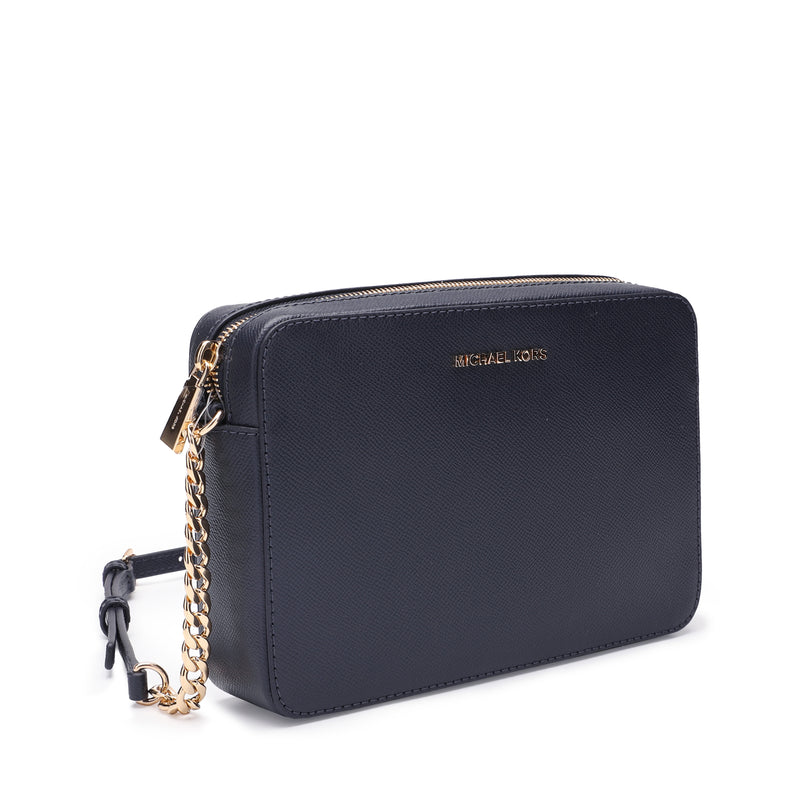 [CLEARANCE] - Jet Set Large Saffiano Leather Crossbody