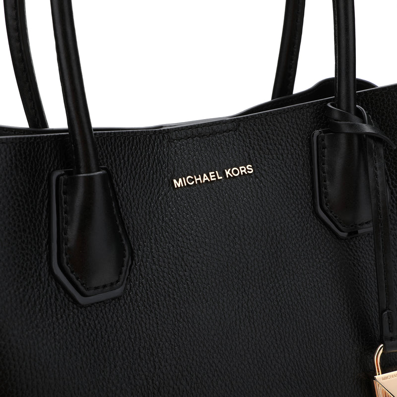 [CLEARANCE] - Mercer Gallery Medium Leather Satchel