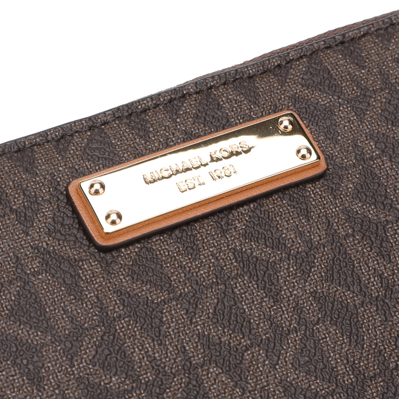 [CLEARANCE] - Logo Continental Wristlet