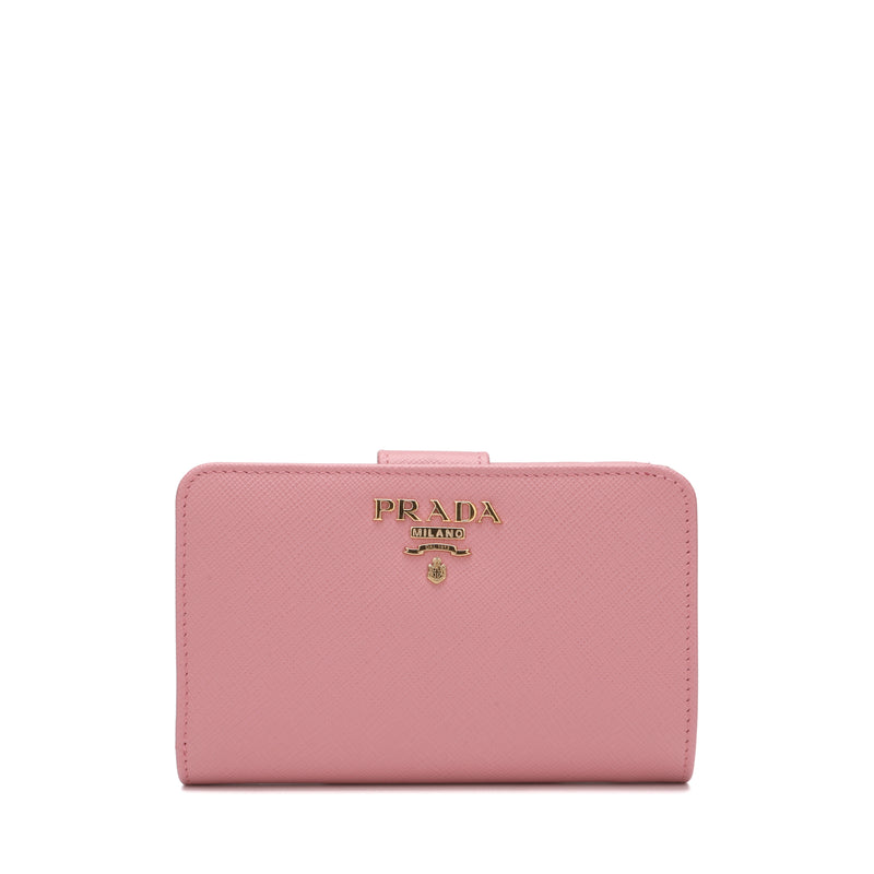 [LOWEST PRICE] - Foldover Snap Wallet