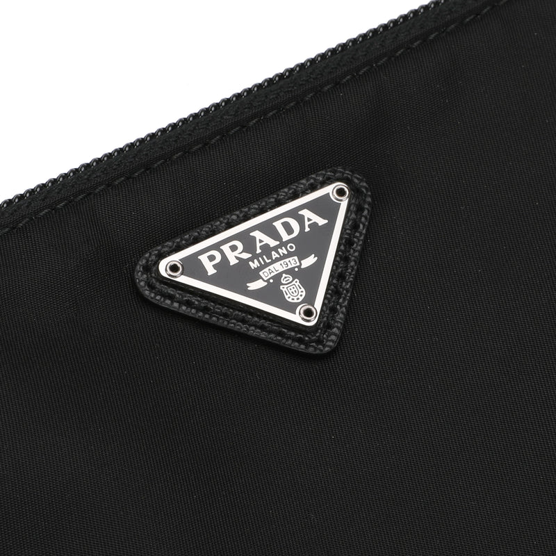 Triangle-logo Shoulder Bag