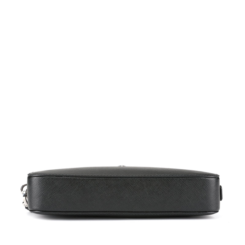 [CLEARANCE] - Saffiano Leather Clutch