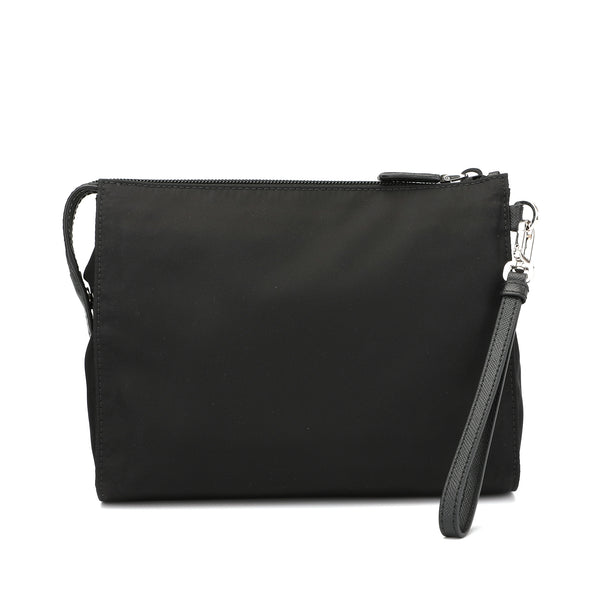 Prada Nylon Clutch Bag