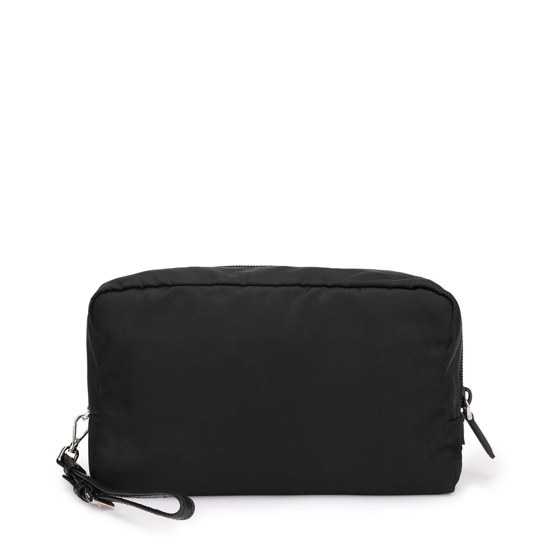 [CLEARANCE] - Logo Plaque Clutch Bag