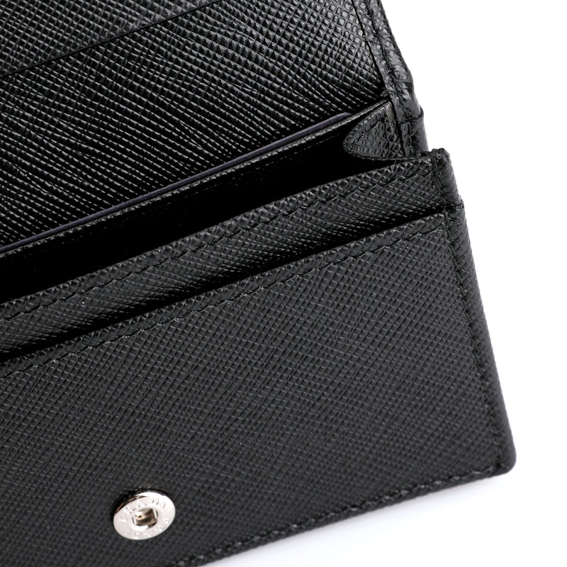 [CLEARANCE] - Saffiano Leather Card Holder