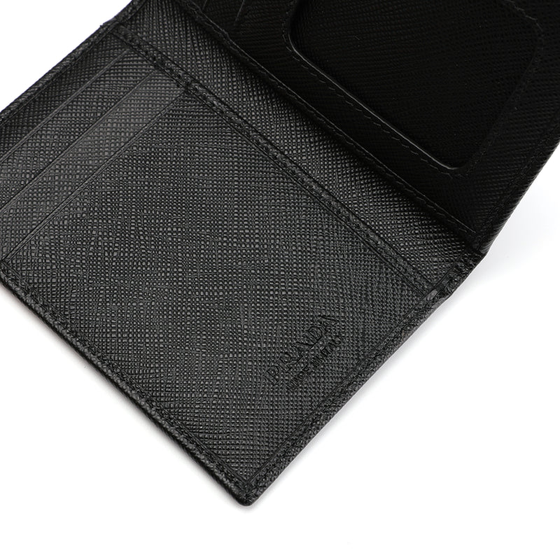 [CLEARANCE] - Saffiano Leather Bi-fold Wallet