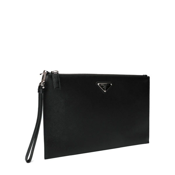 Prada Saffiano Leather Document Holder