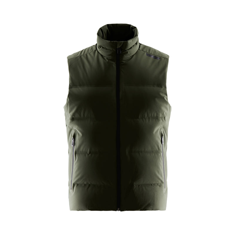Race Heavy Down Vest