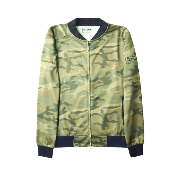 Machine West Forest Camo Jacket