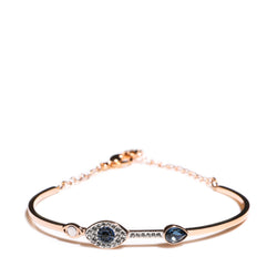 Swarovski Symbolic Evil Eye Bangle