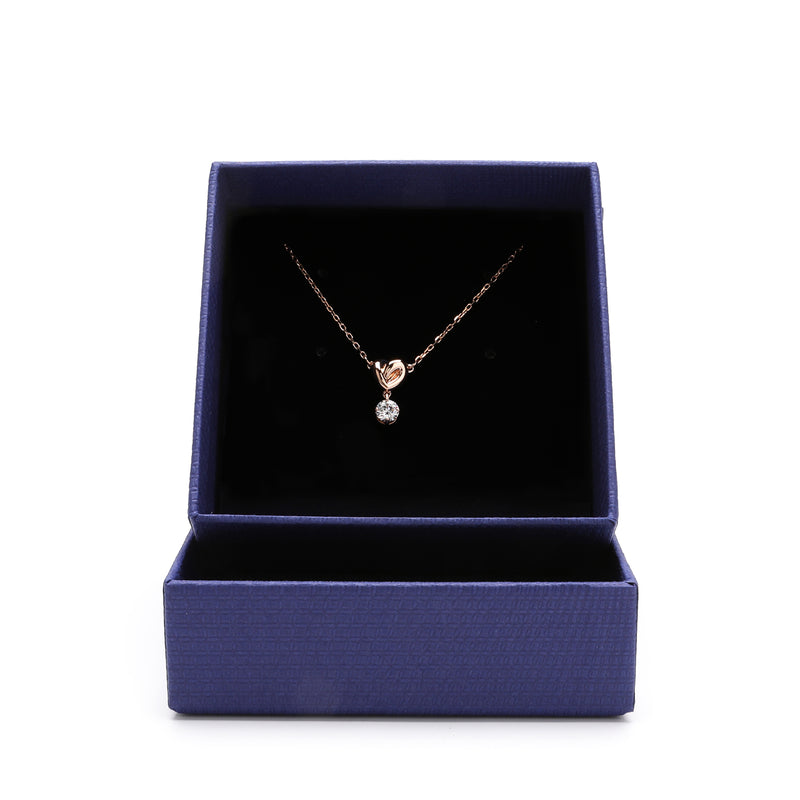 Rose-gold tone plated LifeLong Heart Pendant