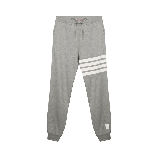 4-bar Classic Cotton Sweatpants