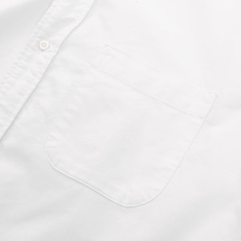 Thom Browne Signature Stripped Armbands Oxford Shirt