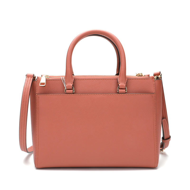 [CLEARANCE] - Robinson Small Double-zip Tote