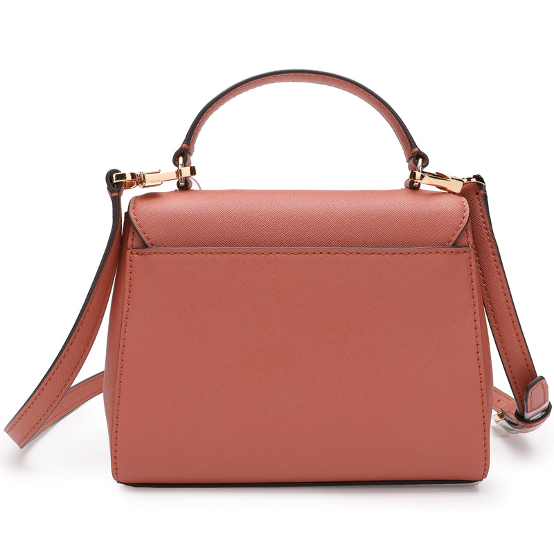 [CLEARANCE] - Robinson Small Top-Handle Satchel