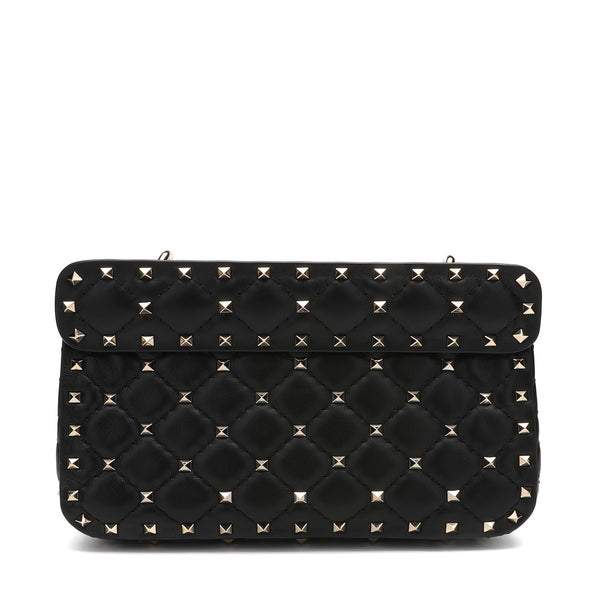 [LOWEST PRICE] -Garavani Rockstud Spike Shoulder Bag