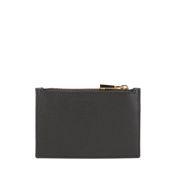 Versace Textured Leather Pouch