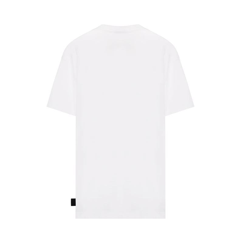 [CLEARANCE] - Versace Jeans Couture logo Print T-shirt