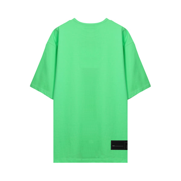 Logo Patch Oversize T-shirt