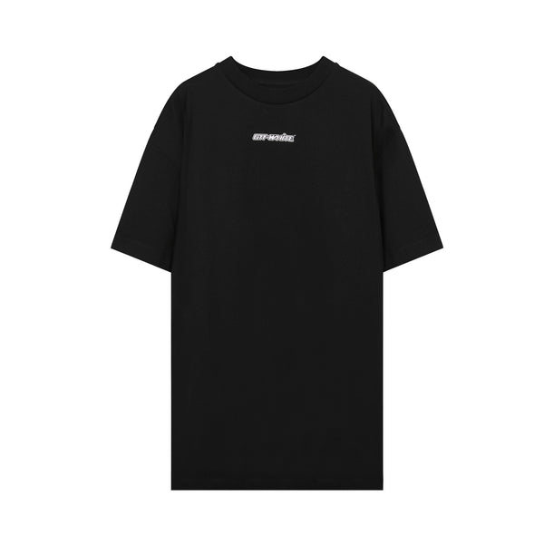 Marker Logo Cotton T-shirt