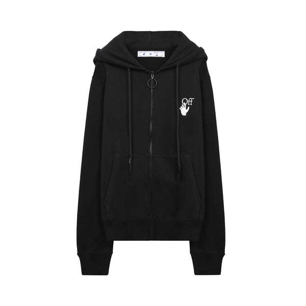 Pascal Arrows Zip Up Hoodie