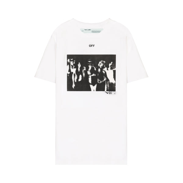 Off-White Spray Paint T-shirt