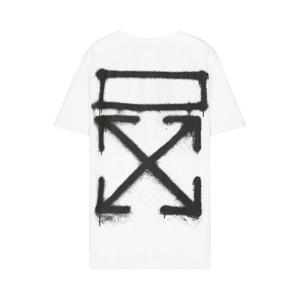 [LOWEST PRICE] - Spray Paint Oversize T-shirt