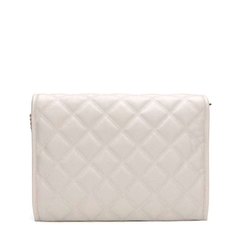 Saint Laurent Becky Chain Bag In Quilted Lambskin