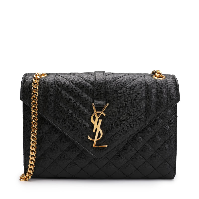 Cassandra Quilted Shoulder Bag