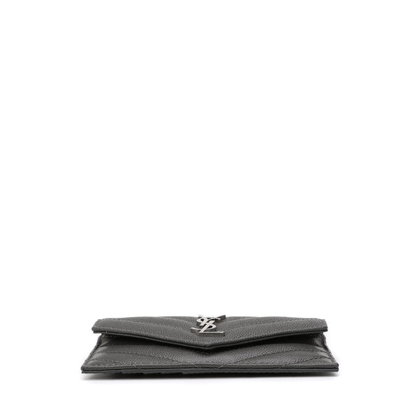 Monogram Fragments Flap Card Case