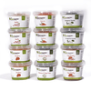 Stack of 12 Baby Food Products - Baby Food Starter Pack 12 - The Baby Pantry