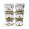 Stack of 6 Baby Food Products - Baby Food Starter Pack 6 - The Baby Pantry