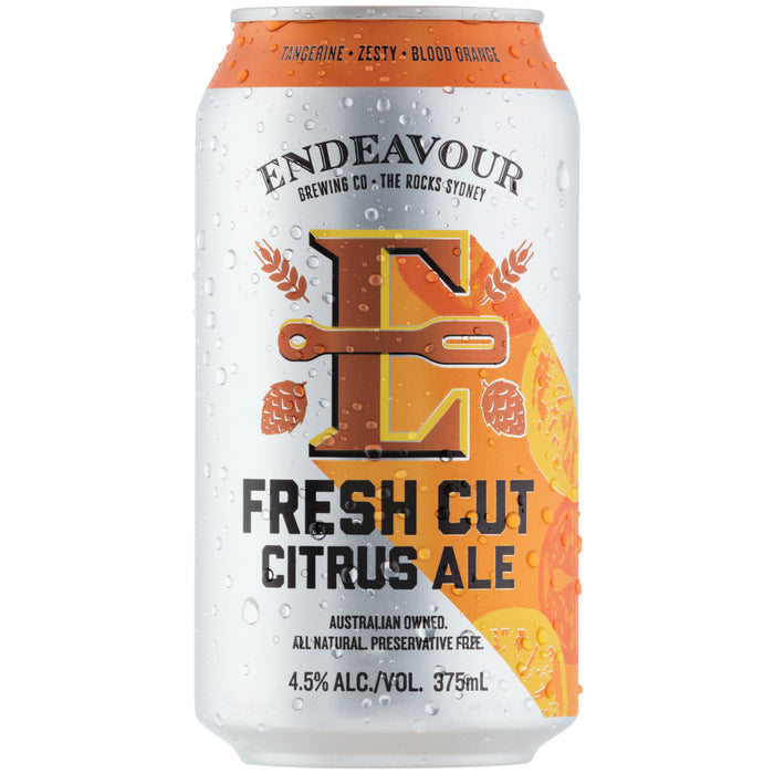 Fresh Cut Citrus Ale