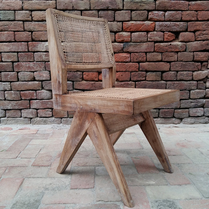 Armless dining chair PJ-SI-25-1