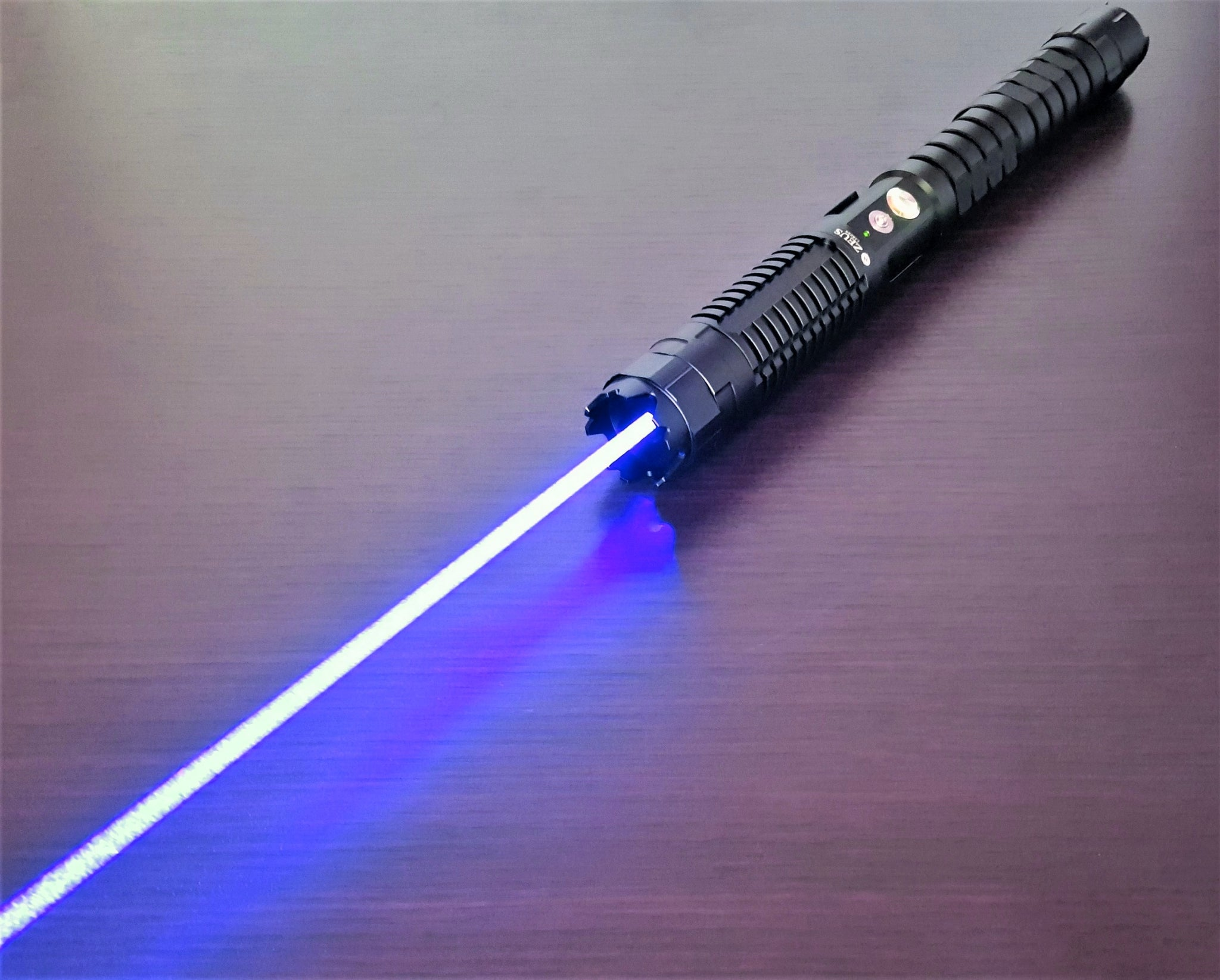 The Many Uses of Blue Laser Pointer