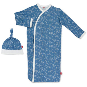 Magnetic Me Blue Sky Bunny Modal Magnetic Gown