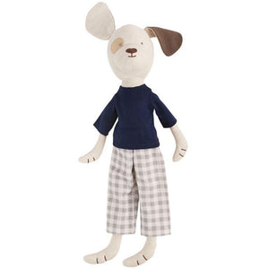 Mud Pie Large Puppy Pals with Pants