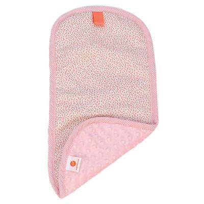 Pello Burp Cloths Everly Light Pink