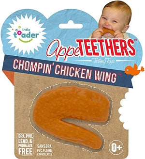 Little Toader AppeTeethers