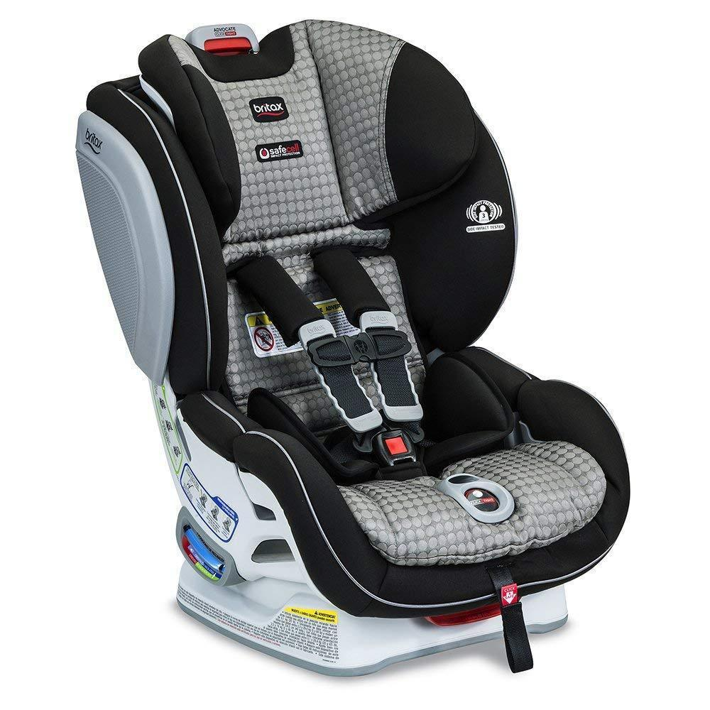 Britax Click-Tight Advocate Convertible Car Seat (OLD)