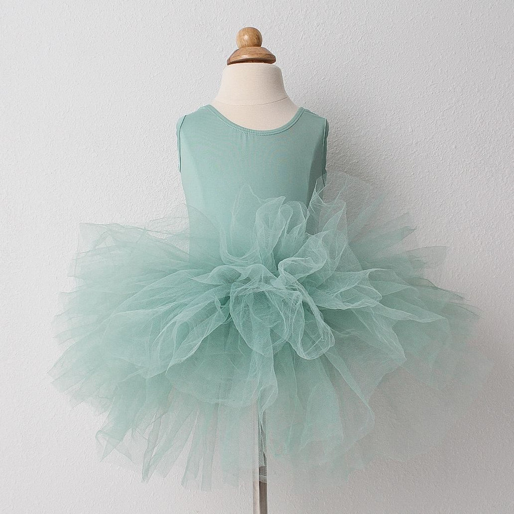 Mila & Rose  Sage Tutu Leotard