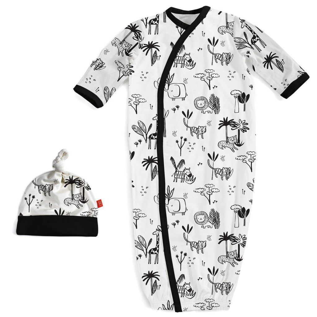 Magnetic Me Animal Safari Modal Magnetic Gown Set