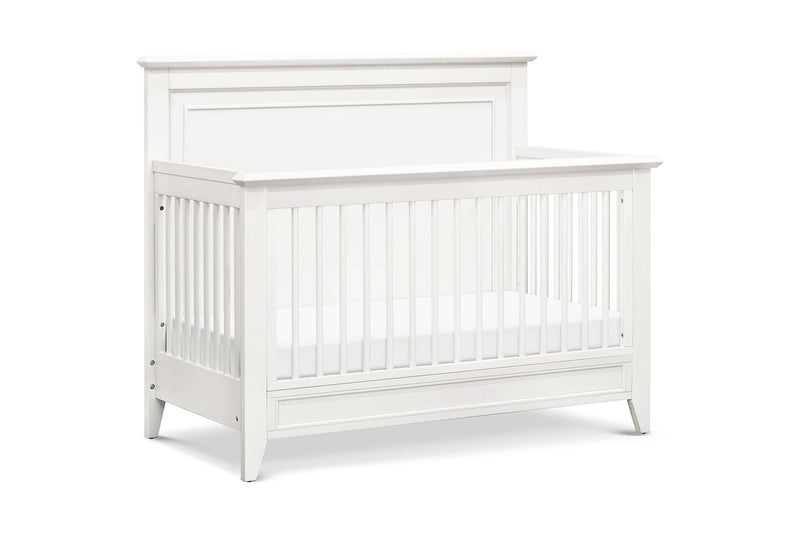 Franklin & Ben Beckett 4-in-1 Convertible Crib (Warm White)