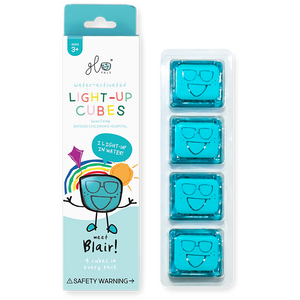 Glo Pals 4-Pack Blue (Blair)